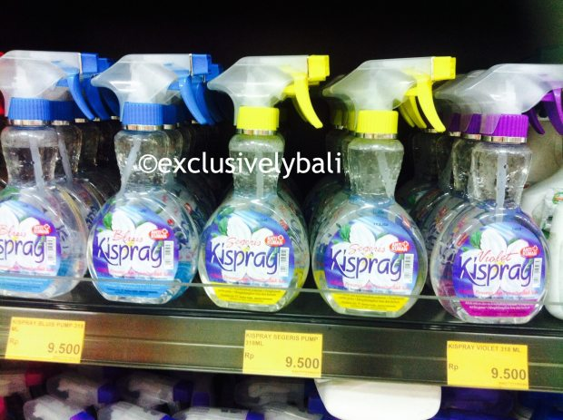 Exclusively bali - Kispray