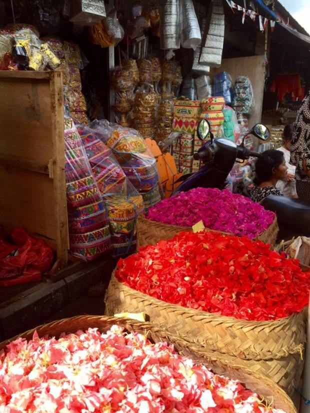Sukawati markets