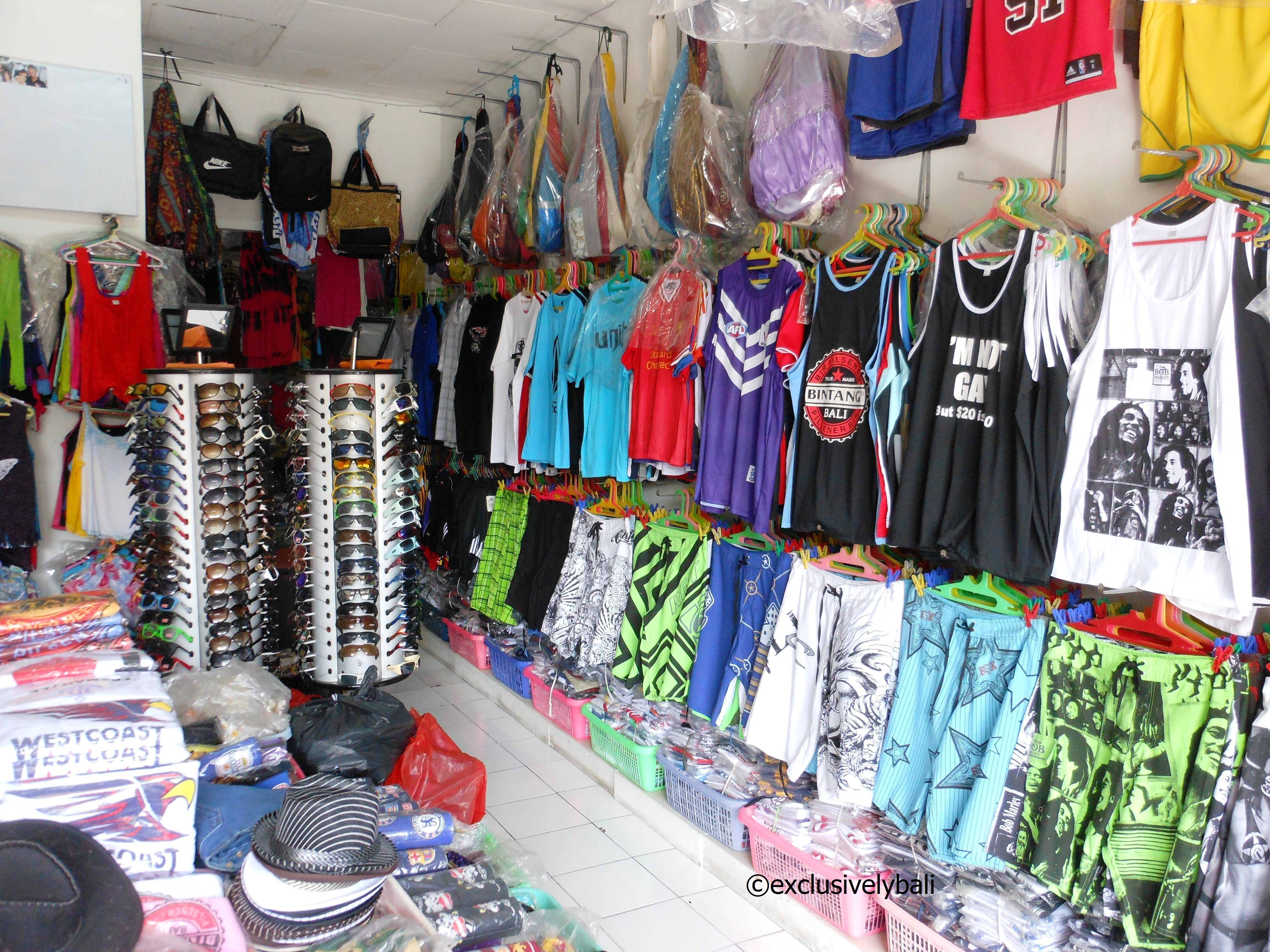 Fixed Price Shopping Exclusively Bali